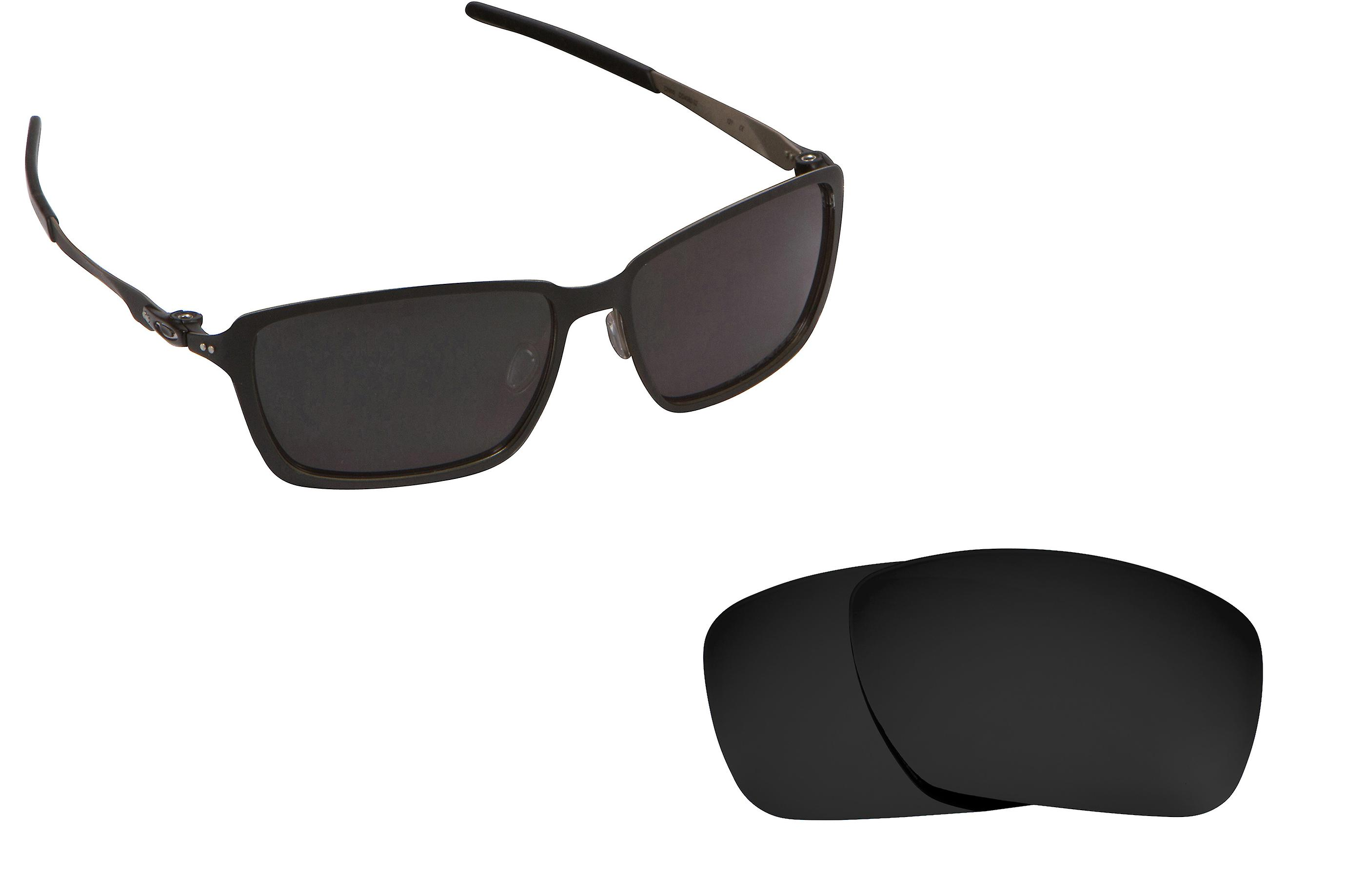 a9ecc5927a9 TINCAN Replacement Lenses Polarized Black Iridium   Red by SEEK fits OAKLEY
