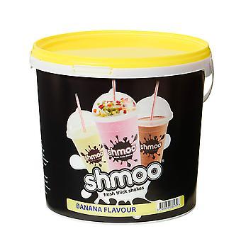 Shmoo Banane Milchshake Mix