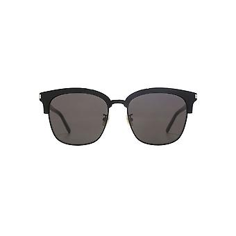 Saint Laurent SL 108/K Sunglasses In Black