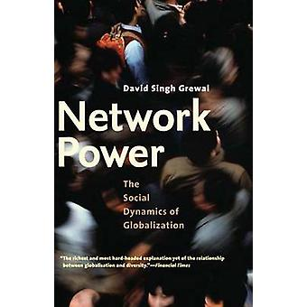 Network Power - The Social Dynamics of Globalization by David Singh Gr