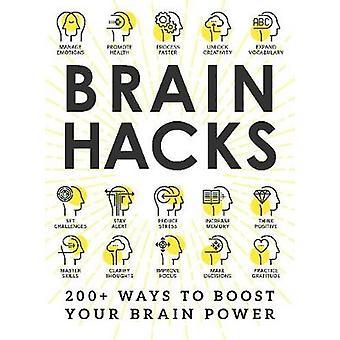 Brain Hacks - 200+ Ways to Boost Your Brain Power by Adams Media - 978