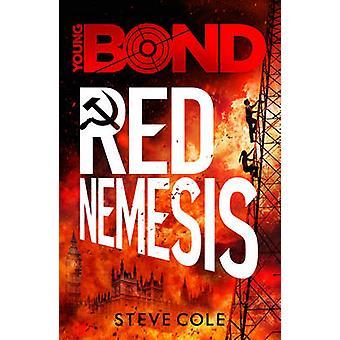 Rojo Némesis Steve Cole - libro 9781782952435