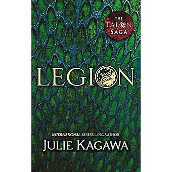 الفيلق (تالون الملحمة-كتاب 4) قبل جولي كاجاوا-كتاب 9781848455160