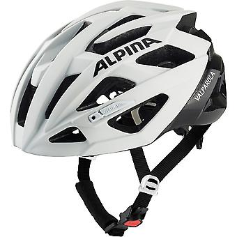 Alpina Valparola bike helmet / / white/black