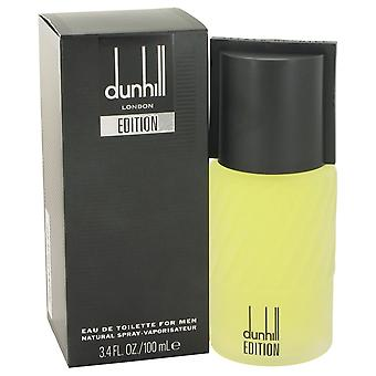 DUNHILL Edition by Alfred Dunhill Eau De Toilette Spray 3.4 oz / 100 ml (Men)