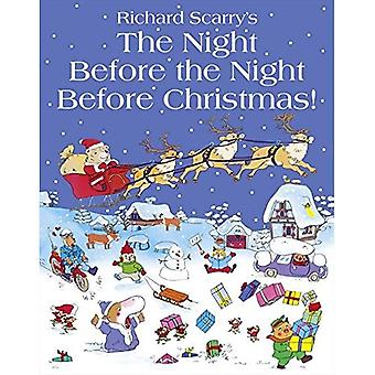Richard Scarry is the Night Before the Night Before Christmas!.