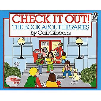 Check It Out!: The Book about Libraries (Reading Rainbow Book)