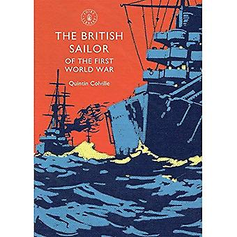 The British Sailor of the First World War (Shire Library)