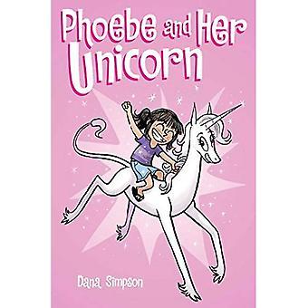 Phoebe und ihrem Einhorn (Amp Comics für Kinder)
