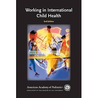 Arbeiten in internationalen Kindergesundheit
