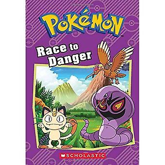 Race to Danger (Pokemon: Chapter Book) (Pokemon)