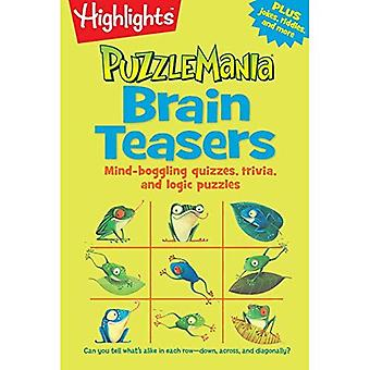 Brain Teasers (Puzzlemania#174; Puzzle Pad)