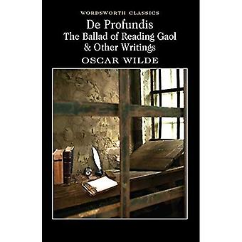 De Profundis, Ballad of Reading Gaol and Other Writings (Wordsworth Classics)