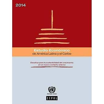 Estudio Economico de Amrica Latina y el Caribe 2013: Desafo�os Para la Sostenibilidad del Crecimiento en un Nuevo...