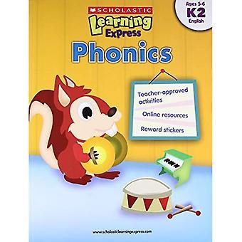 Phonics K2 (Scholastic Express leren)