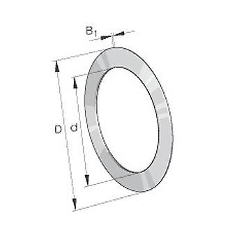 INA AS7095 Needle Roller Thrust Bearing