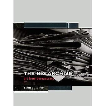 Les grandes archives: Art de la bureaucratie (la grosse Archive)