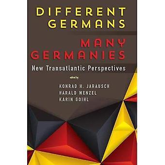 Different Germans, Many Germanies: New Transatlantic� Perspectives