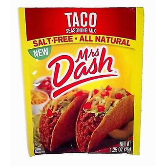 Mrs Dash Salt-Free Taco Seasoning Mix Packet