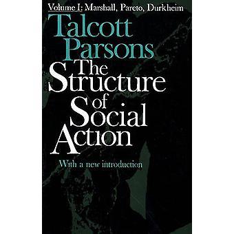 Struktur av sociala åtgärder från Parsons & Talcott