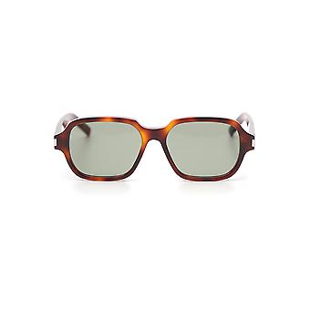 Saint Laurent braun Acetate Sonnenbrille