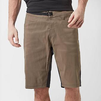 New Fox Men's Ranger Water Resistant Shorts Brown