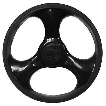 Charles Bentley 2011/presentera Golf vagn reservdelar ersättning vänster hjul i svart