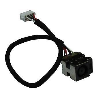 HP Pavilion G7-1010SD Compatible Laptop DC Jack Socket With Cable