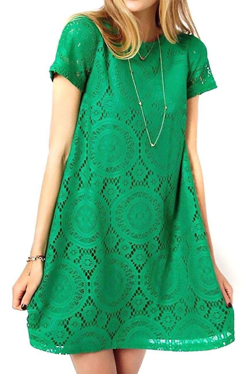 Small dress lace lining geometric Betty