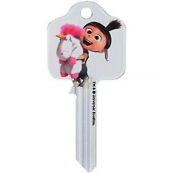 Despicable Me Door Key Agnes