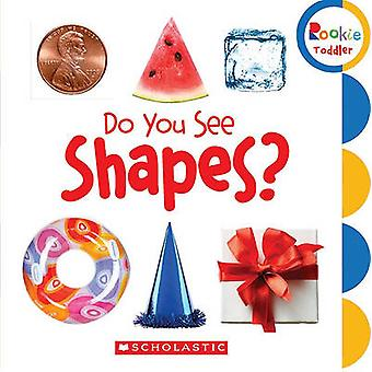 Do You See Shapes? by Children's Press - 9780531252345 Book