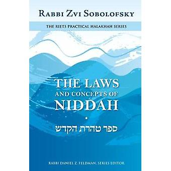 The Laws and Concepts of Niddah by Zvi Sobolofsky - 9781592643257 Book