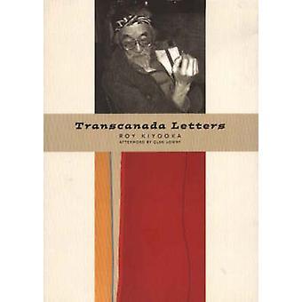 Transcanada Letters by Roy Kiyooka - 9781896300689 Book