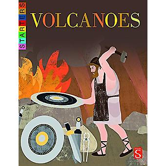 Starters - Life In A Volcano - 9781912006922 Book