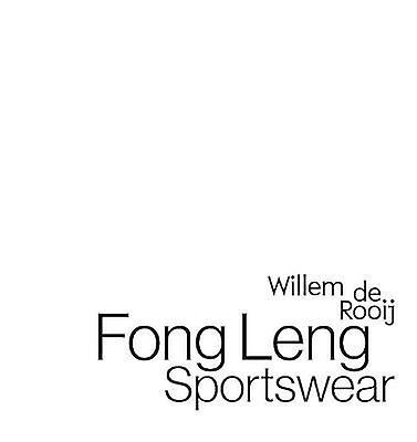 Willem de Rooj - Fong Leng. Sportswear by Willem De Rooij - Fong Leng