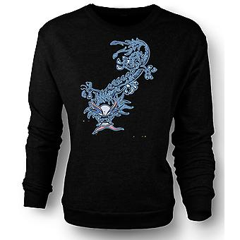 Bluza damska Oriental Dragon Tribal