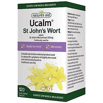 Nature's Aid Ucalm 300mg Tablets 120