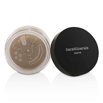 BareMinerals Matte Foundation large spectre SPF15 - chaud Tan 6g/0,21 oz