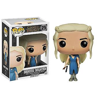 Game of Thrones Daenerys Version 3 Pop! Vinyl