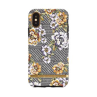 Richmond & Finch skal till IPhone XS Max - Floral Tweed