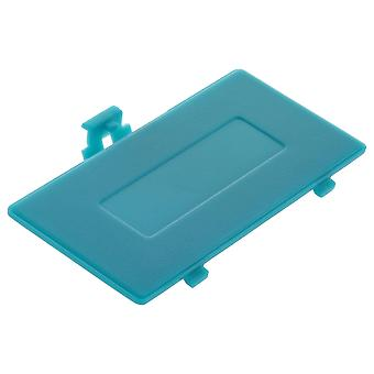 Replacement battery cover door for nintendo game boy pocket - teal green