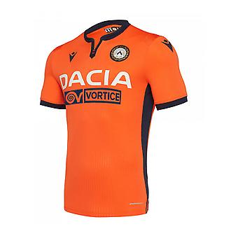 2019-2020 Udinese Authentic Away Match Shirt