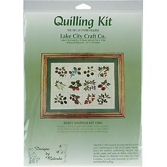 Quilling Kit Berry Sampler Q266