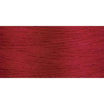 Natural Cotton Thread Solids 876 Yards Raspberry 800C 2433