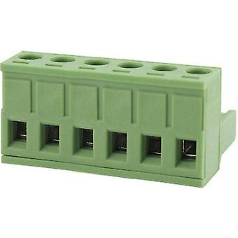 Pin enclosure - cable Total number of pins 12 Degson 2EDGK-5.08-12P-14-00AH Contact spacing: 5.08 mm 1 pc(s)