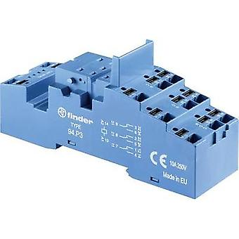 Relay socket 1 pc(s) Finder Compatible with series: Finder 55 series, Finder 86 series, Finder 094 series Finder 55.32