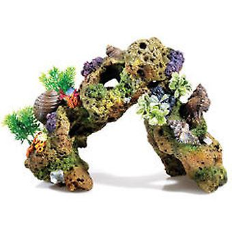 Classic For Pets Lava Rock/Plant/Air 320mm (Fish , Decoration , Ornaments)