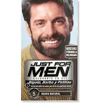 Combe Mustache And Beard Just For Men Black (Beauty , Hair Care , Dyes)