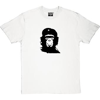 Che Guevara Chimp Men's T-Shirt