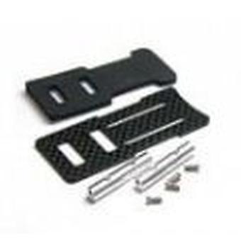 Batterie-Montageplatte: E4-A
